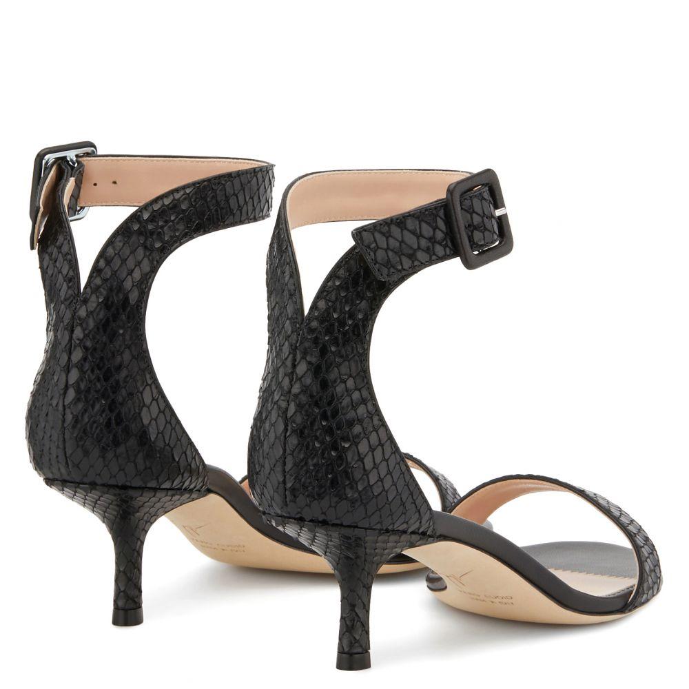 NEYLA 50 - Black - Sandals