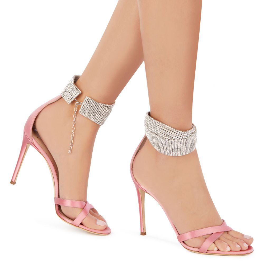 JANELL - Pink - Sandals