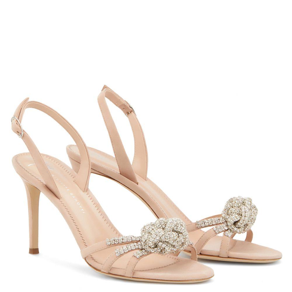 BLOSSOM - Pink - Sandals