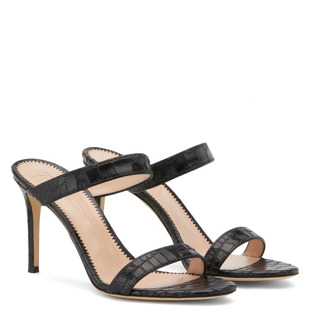 CALISTA - Black - Sandals