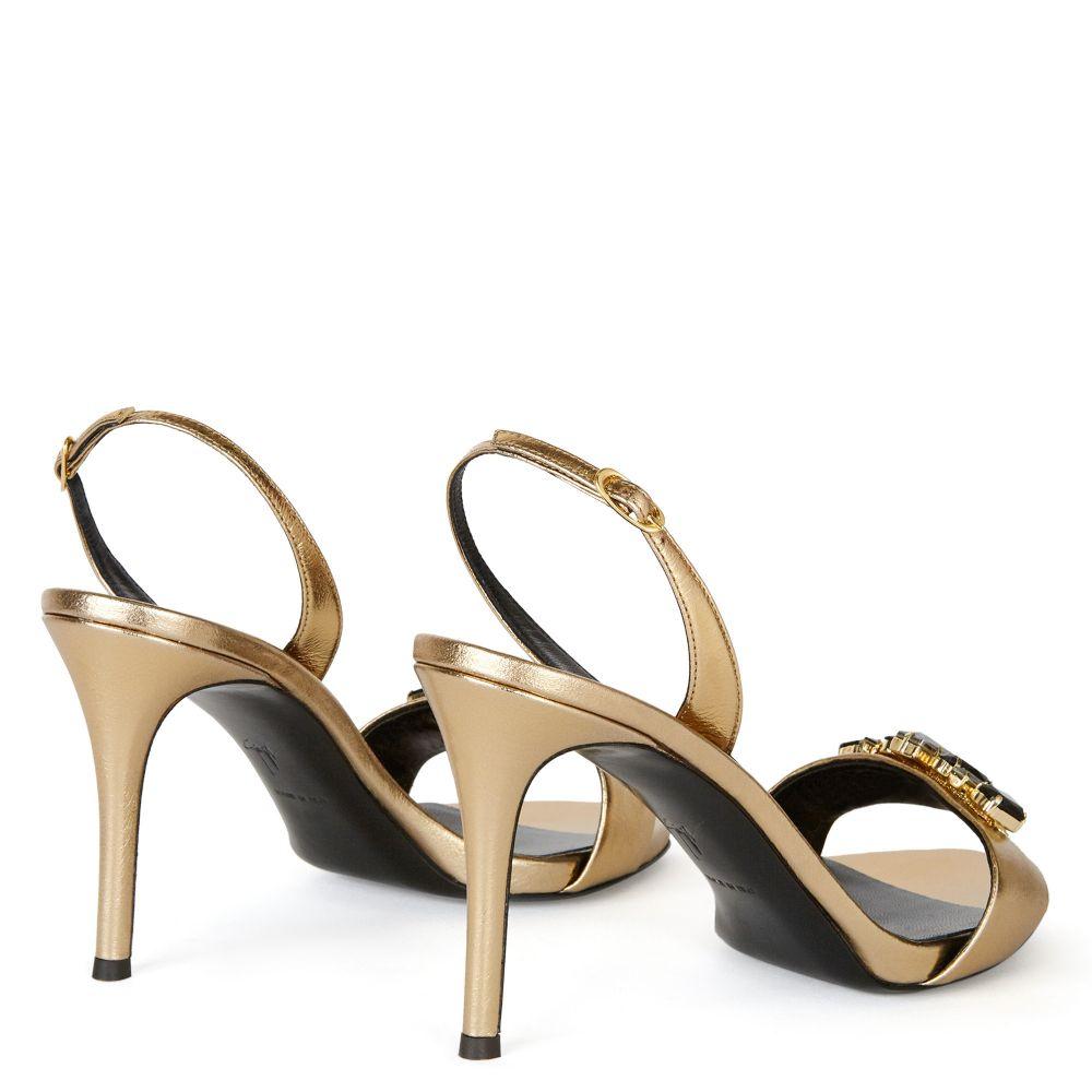 VERBENA - Gold - Sandals