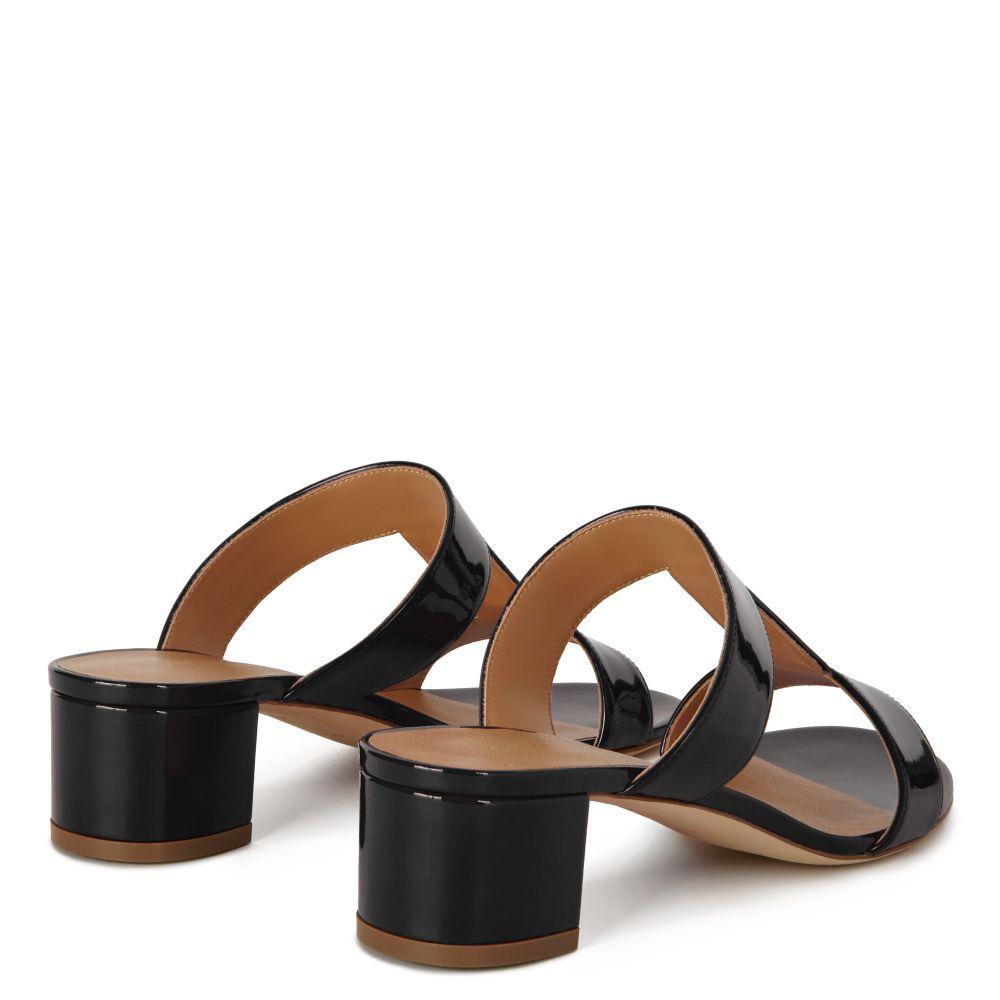 SARITA LINK - Black - Sandals