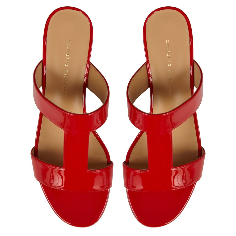 SARITA LINK - Red - Sandals