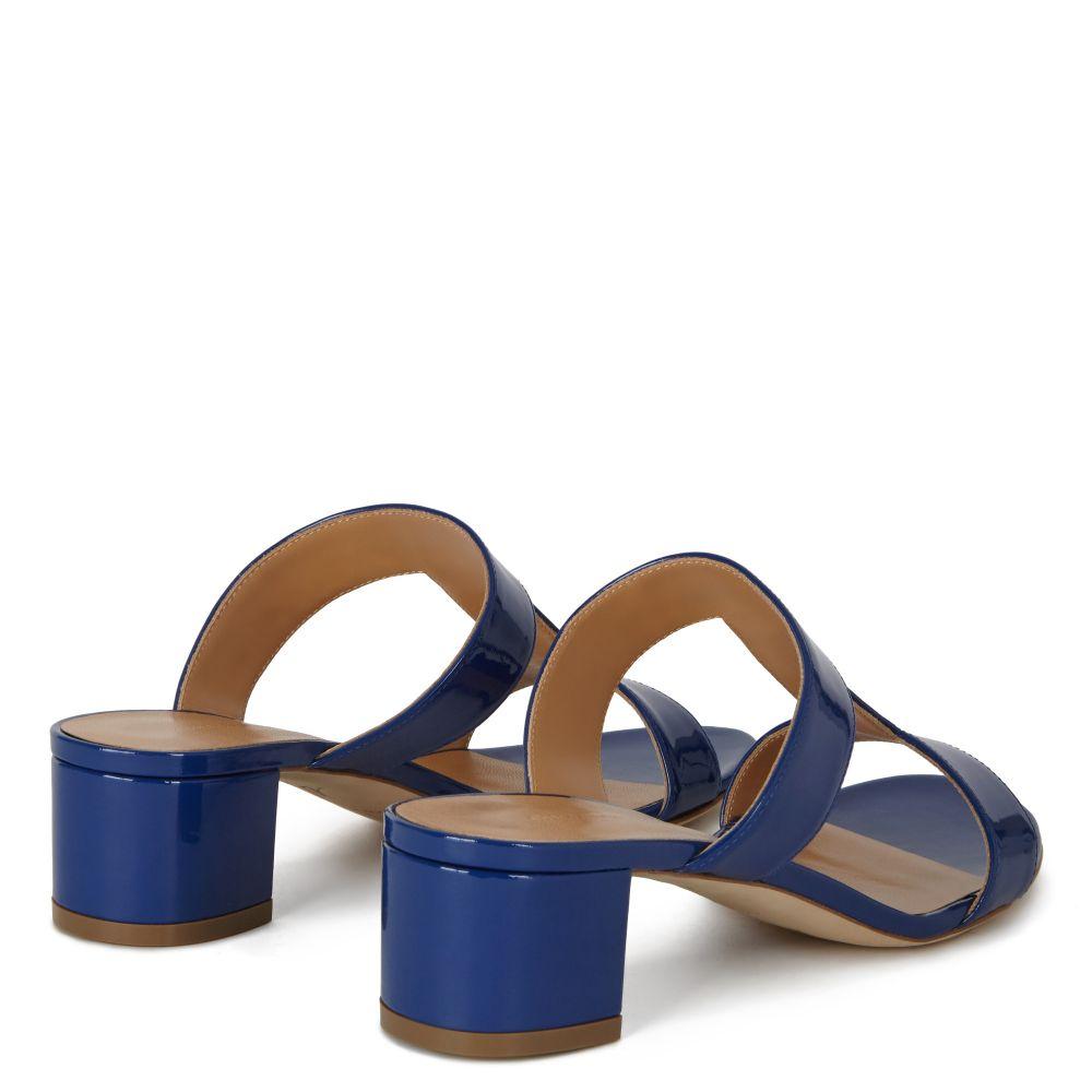 SARITA LINK - Blue - Sandals