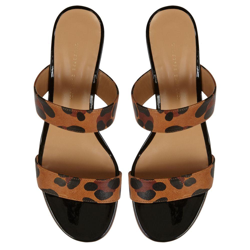 SARITA - Multicolor - Sandals