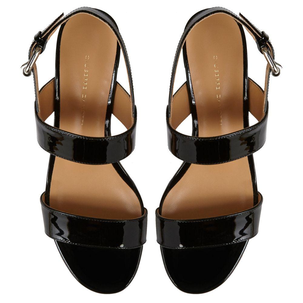 SARITA - Black - Sandals