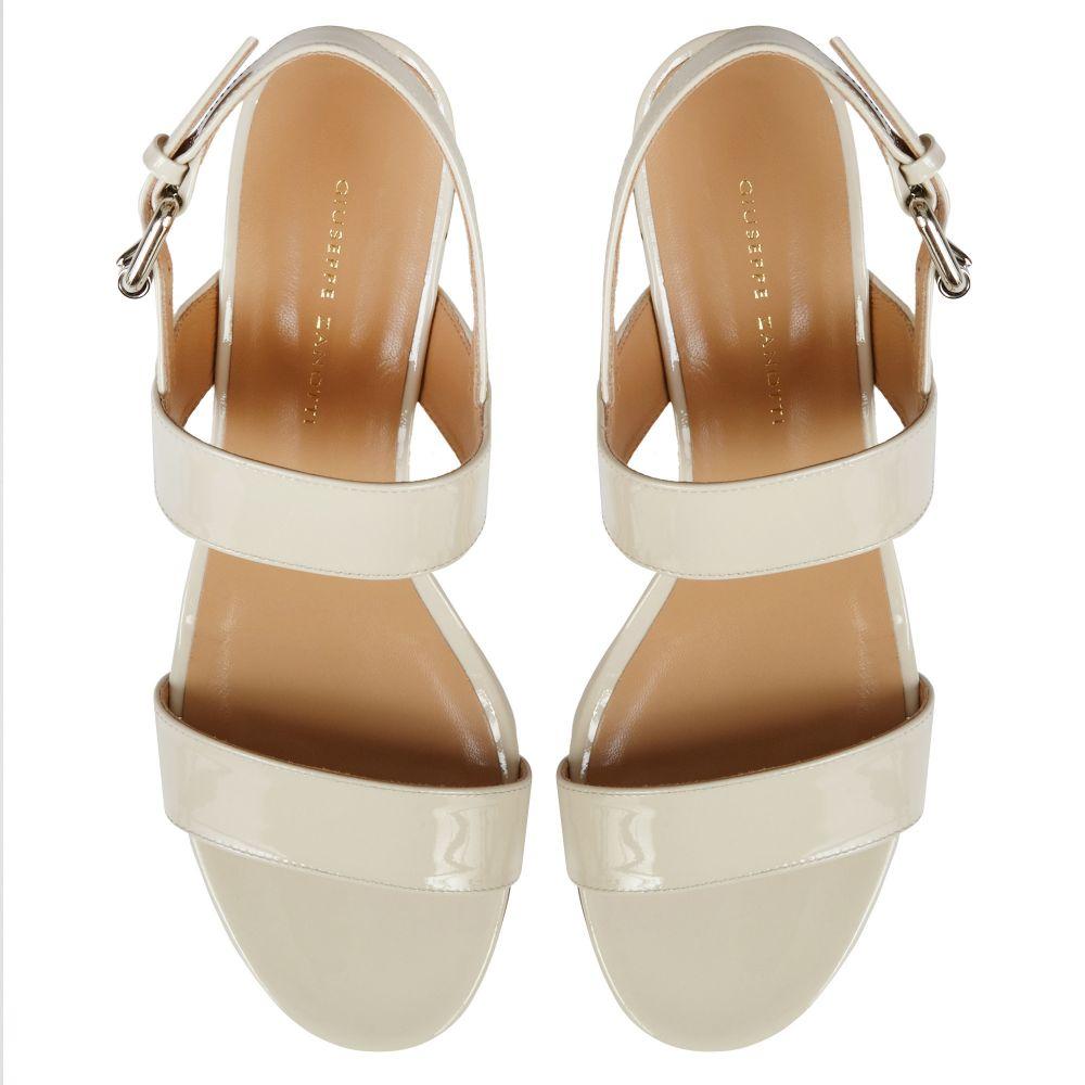SARITA - White - Sandals