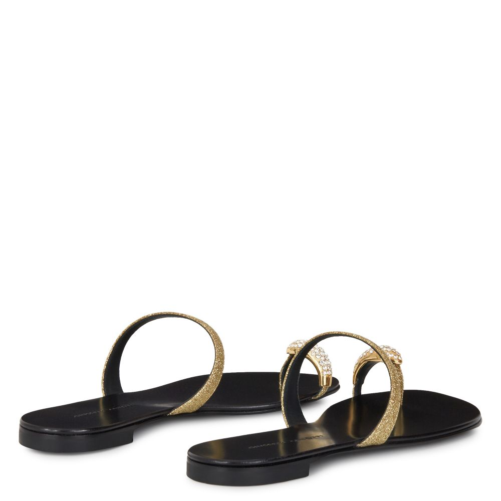 RING - Gold - Flats