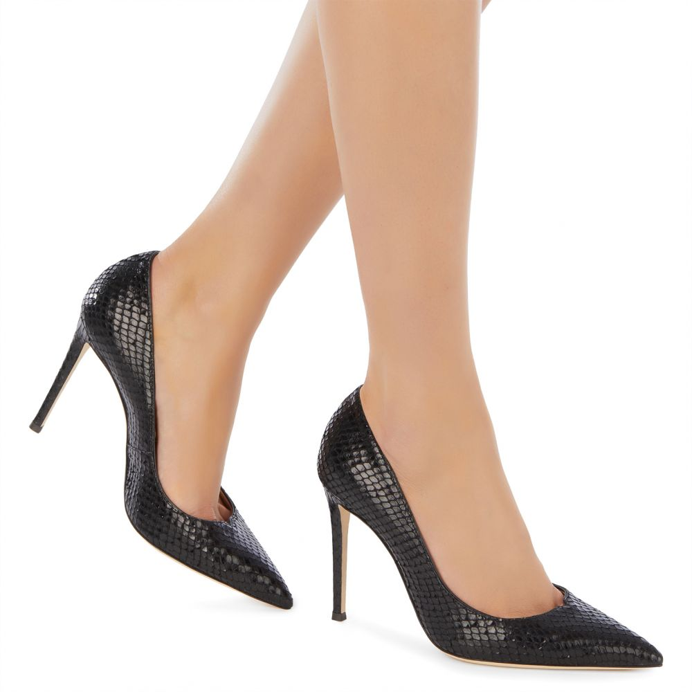 CAROLYNE - Black - Pumps
