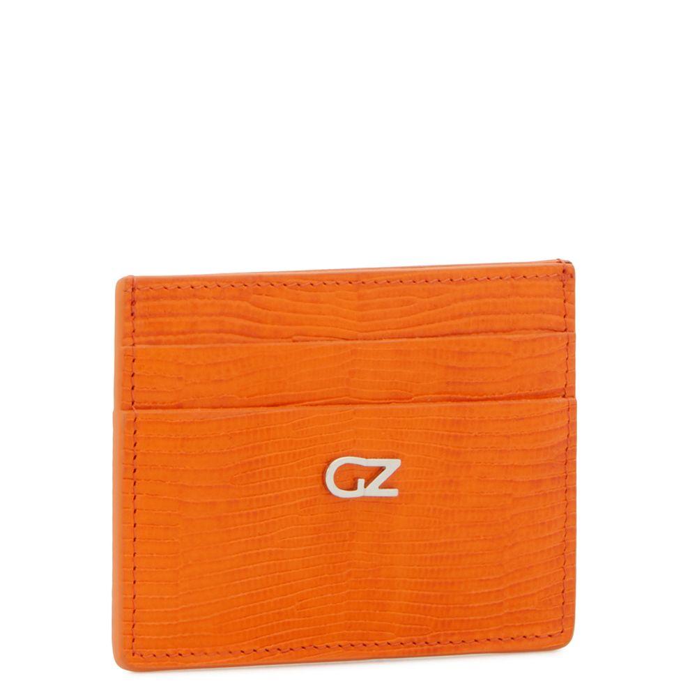 MIKI - Orange - Wallets