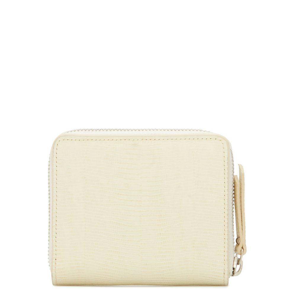 NITA - White - Wallets