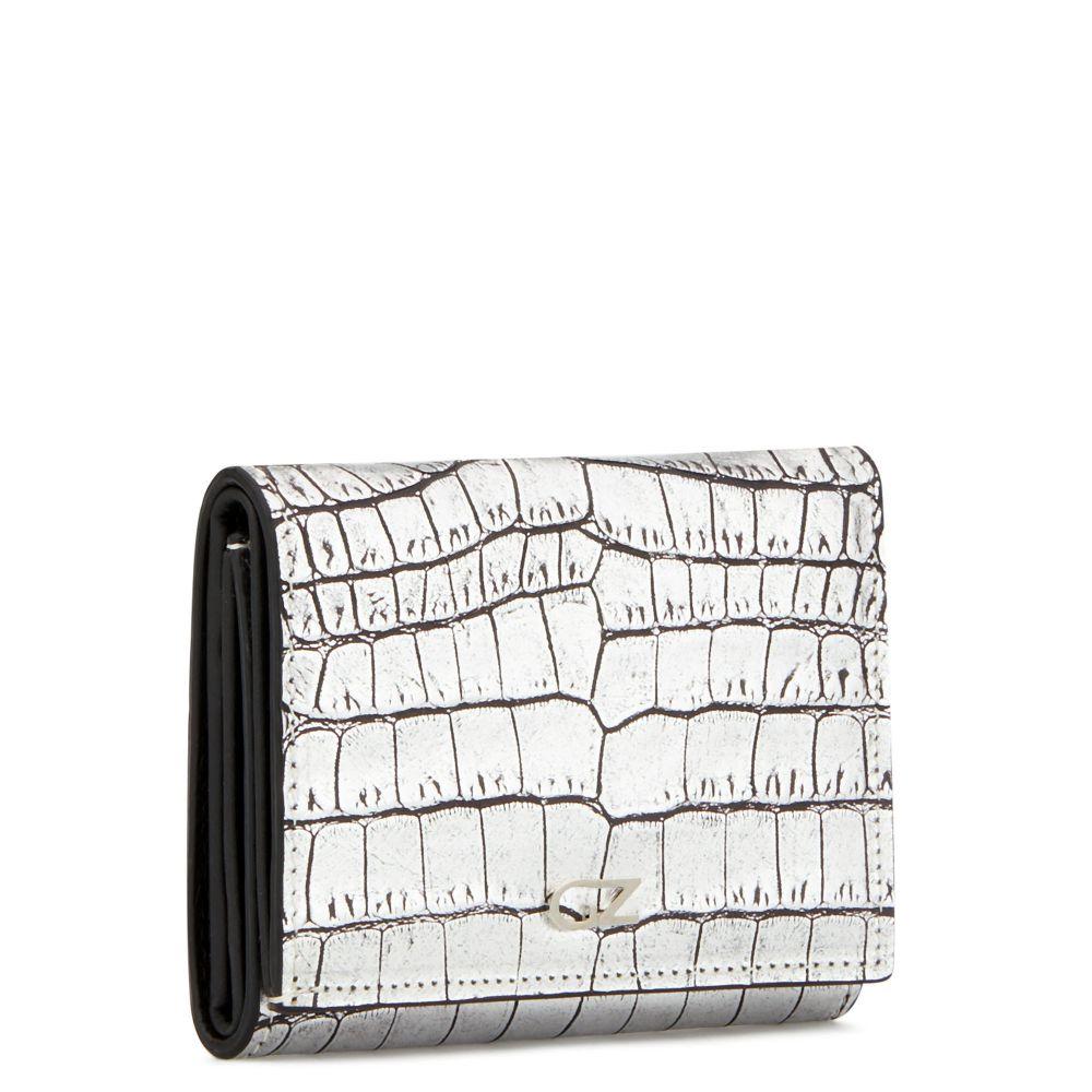 FILIPPA - Silver - Wallets