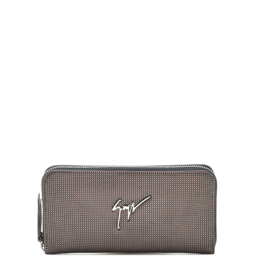 PAULA - Grey - Wallets