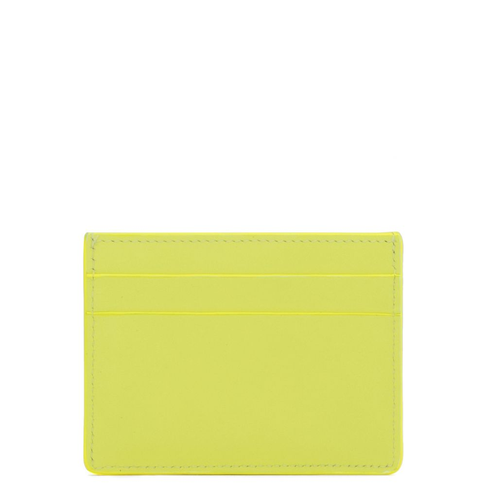 MIKY - Yellow - Wallets