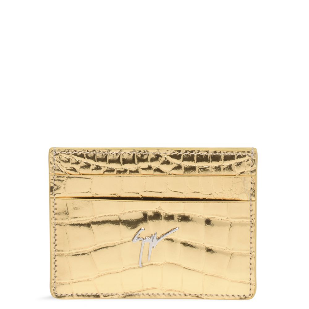 MIKY - Gold - Wallets
