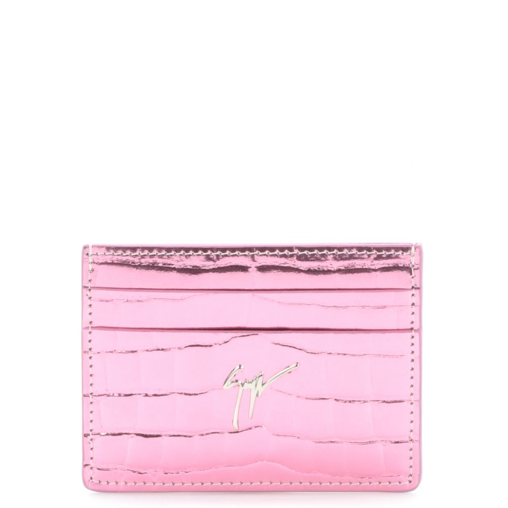 MIKY - Pink - Wallets