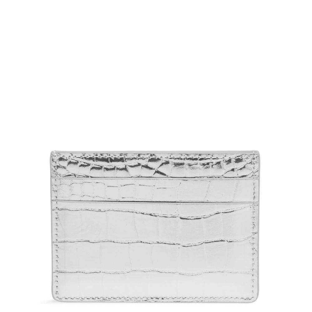 MIKY - Silver - Wallets