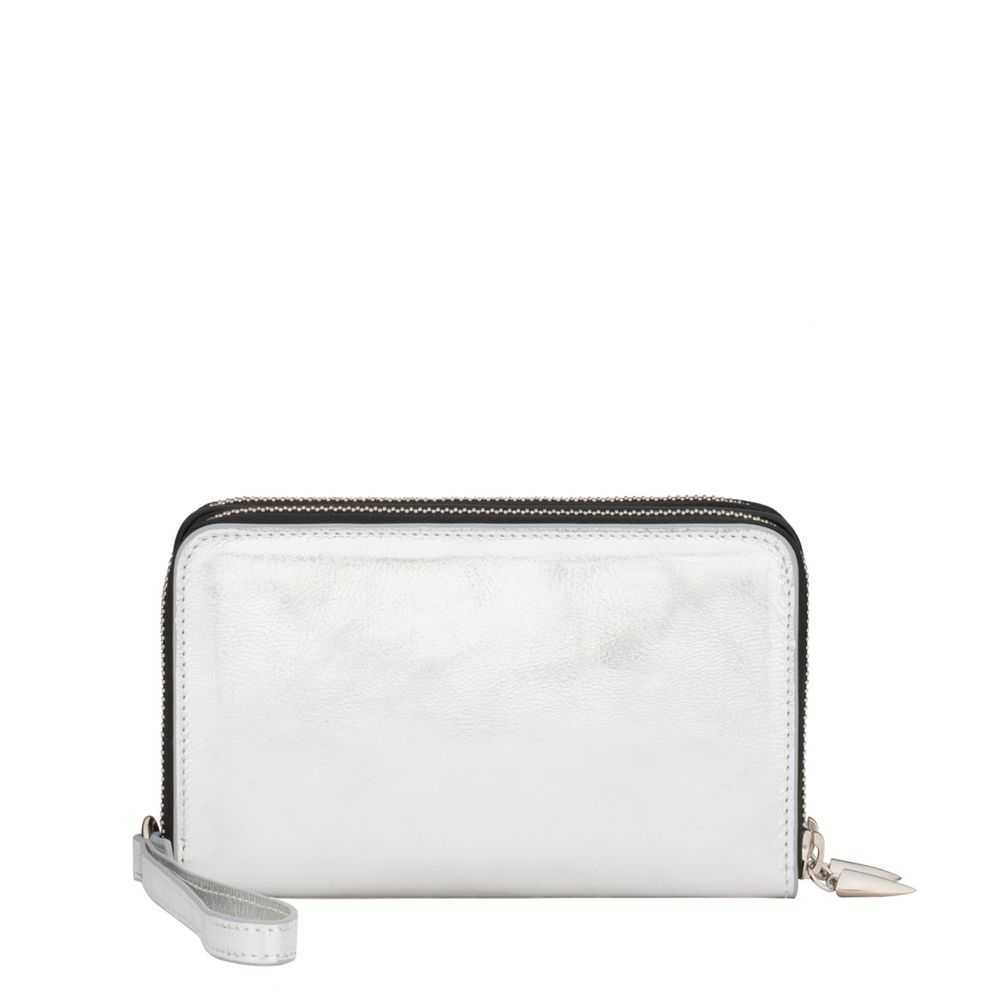 MATHILDE - Silver - Wallets