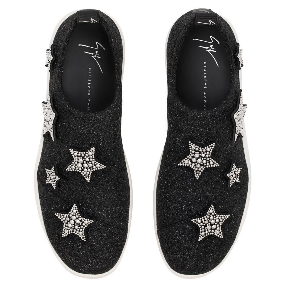 STARS 03 - Silver - Low top sneakers