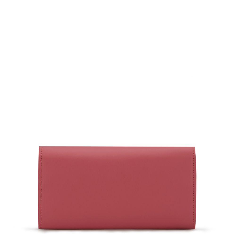 BRIANA - Pink - Wallets