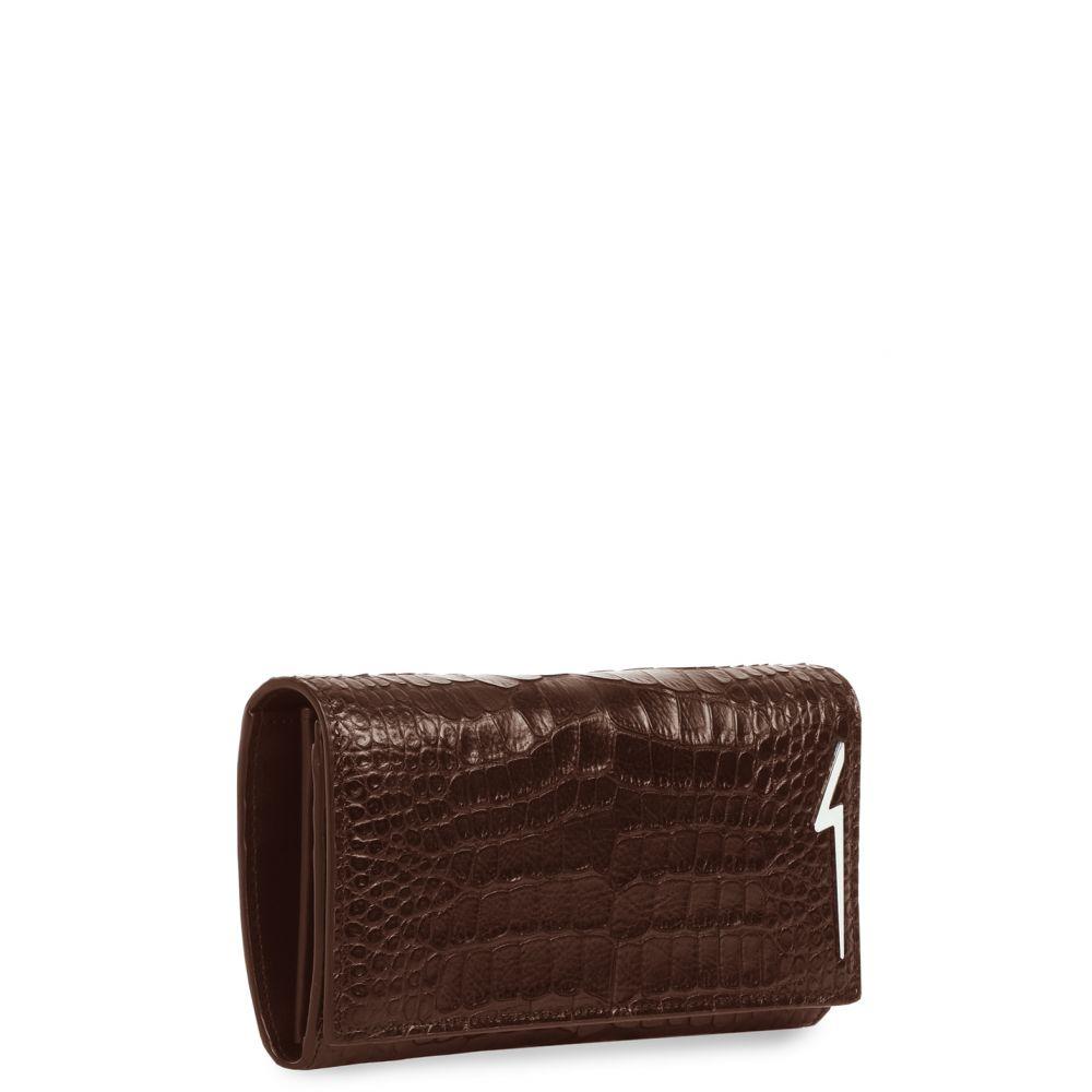 BRIANA - Brown - Wallets