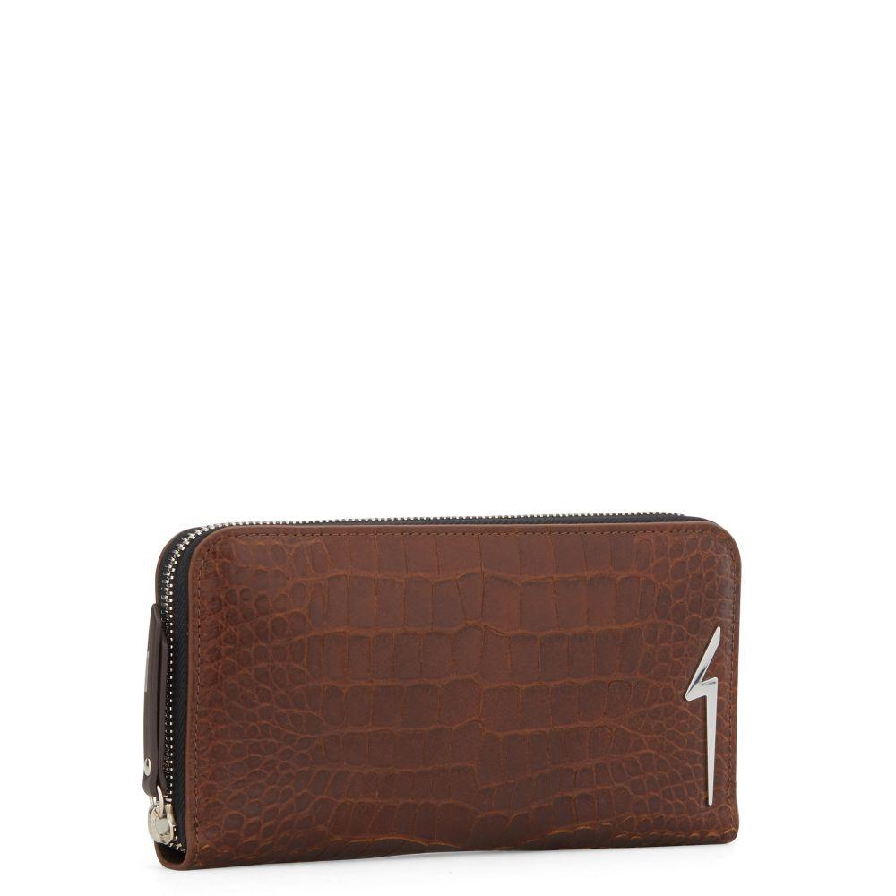 LAYLA - Brown - Wallets