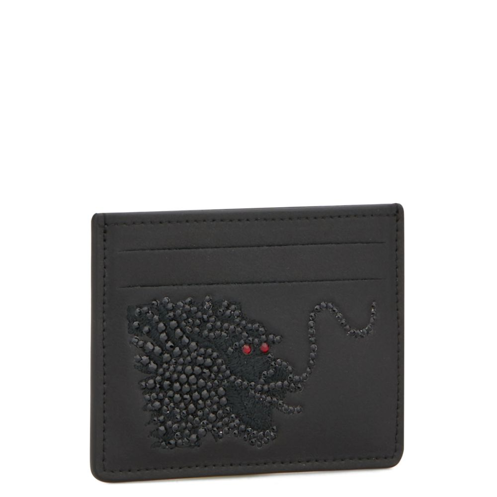 ALBERT DRAGON - Black - Wallets