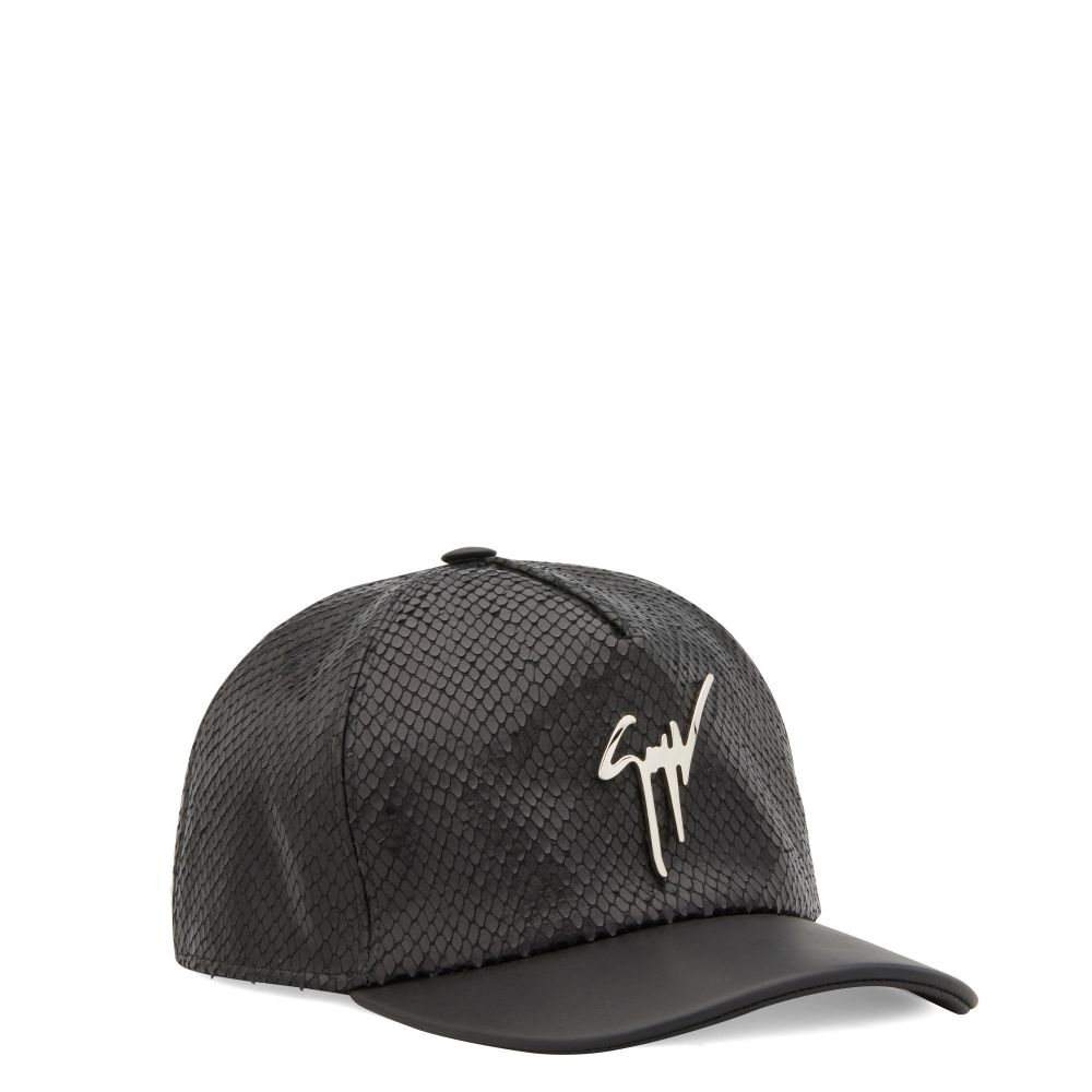 CHOEN - Black - Hats