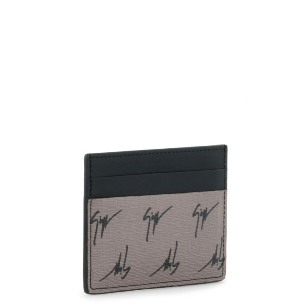 THE SIGNATURE - Beige - Wallets
