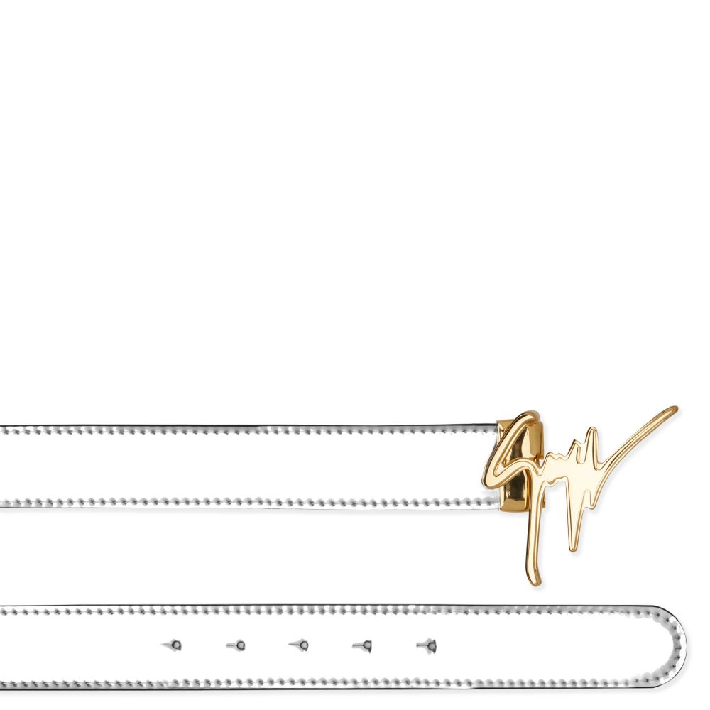 GIUSEPPE - Silver - Belts