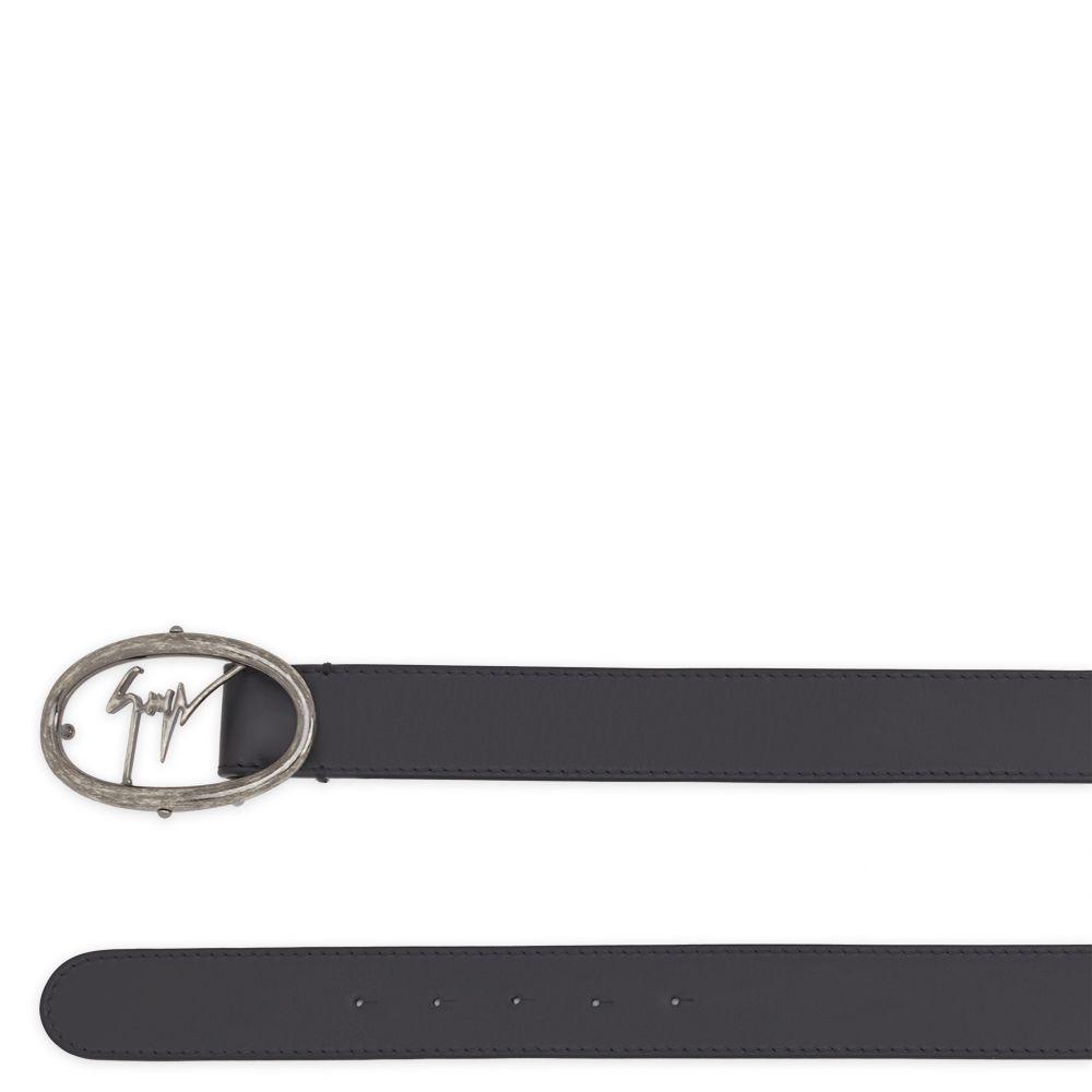 LANE - Black - Belts
