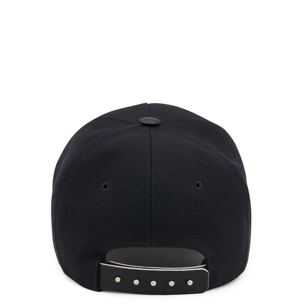 KEATON - Black - Hats