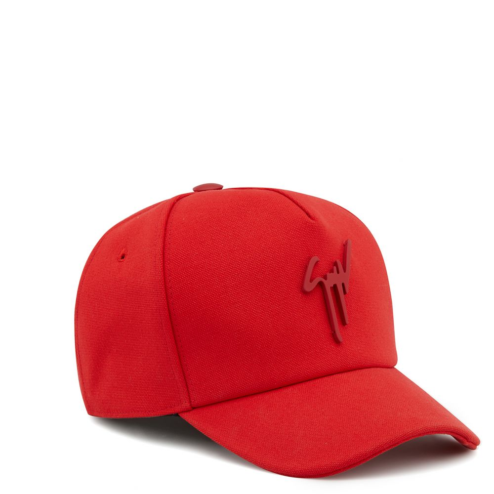 KEATON - Red - Hats