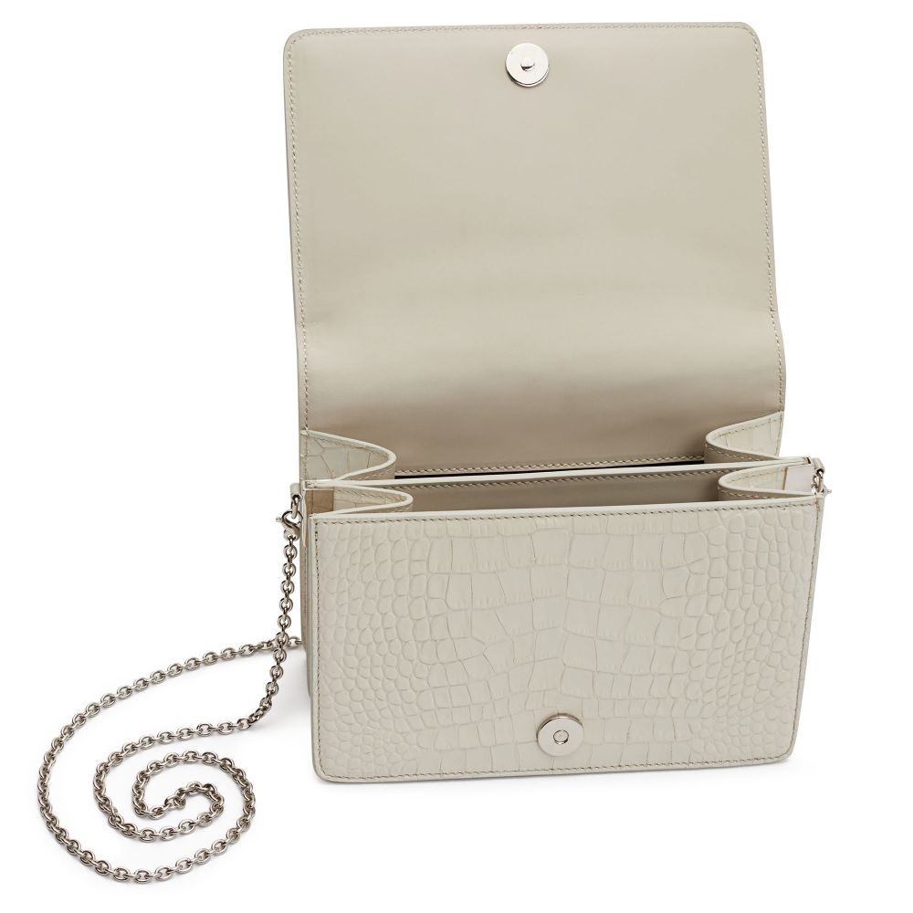 BELINDA - White - Clutches