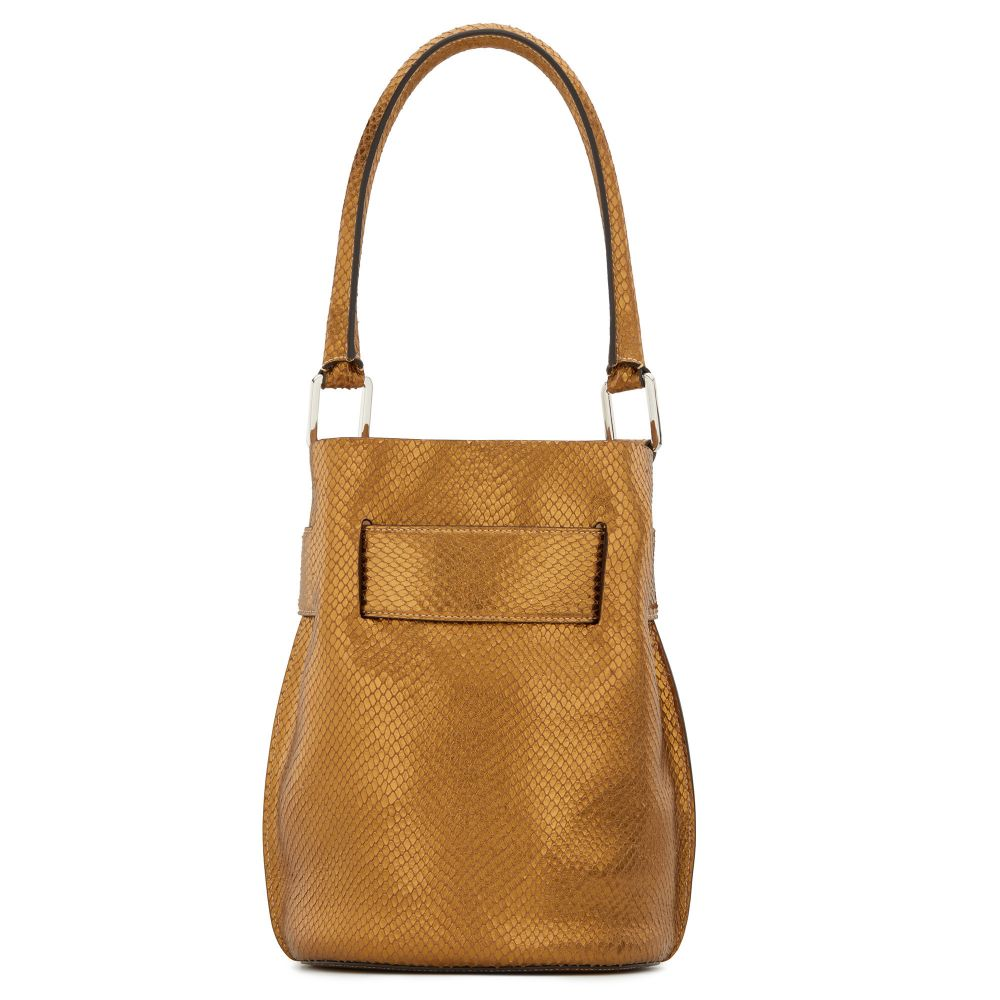 WANDA - Brown - Shoulder Bags