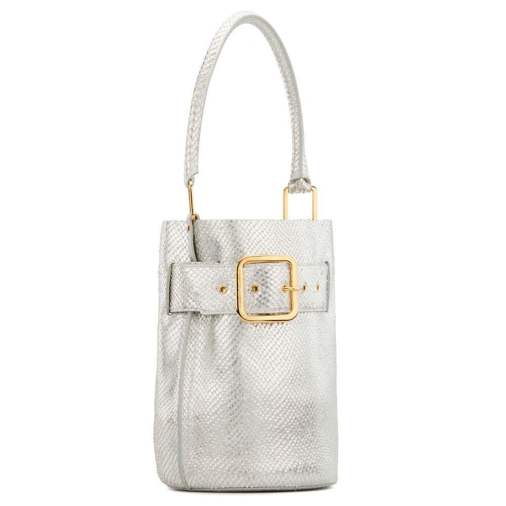 WANDA - Silver - Shoulder Bags