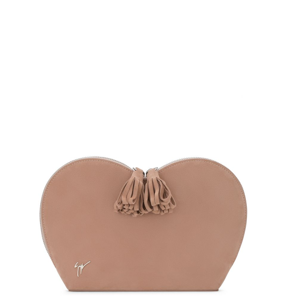 SUZANNE - Pink - Clutches