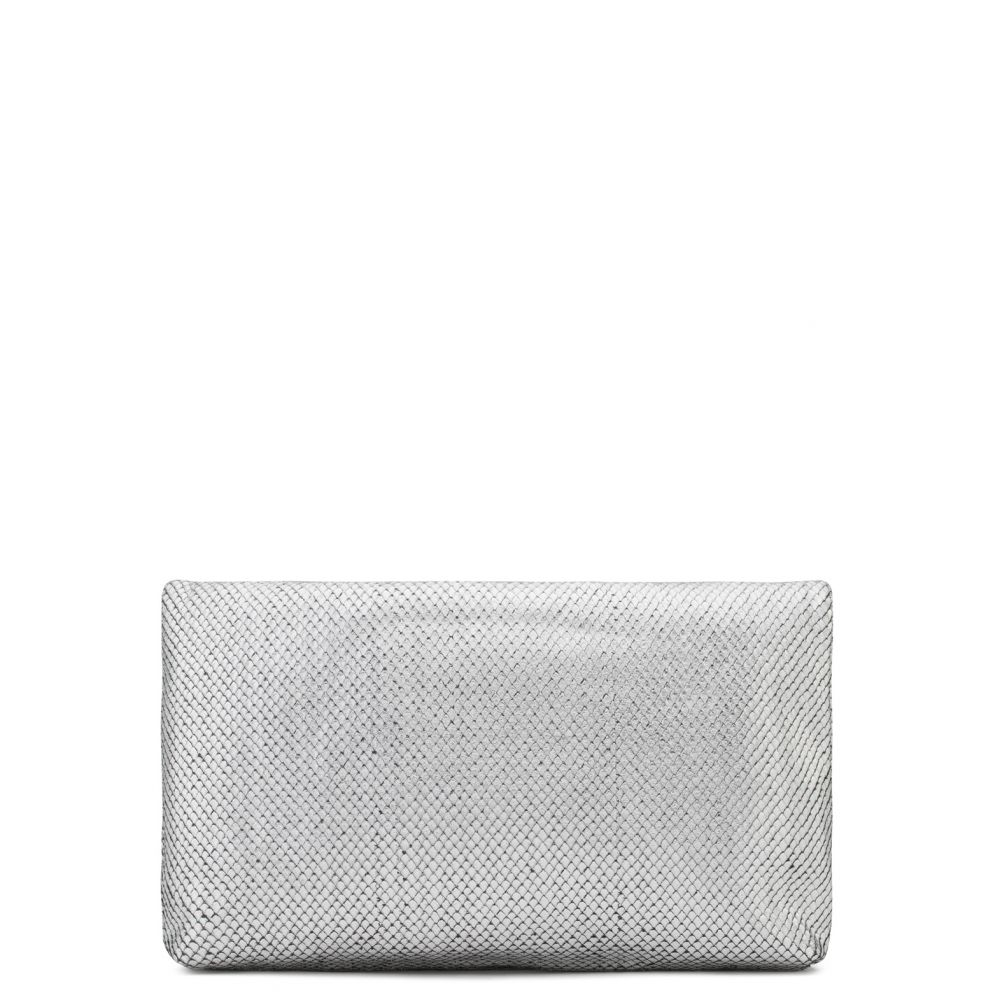 CATALINA - Silver - Clutches