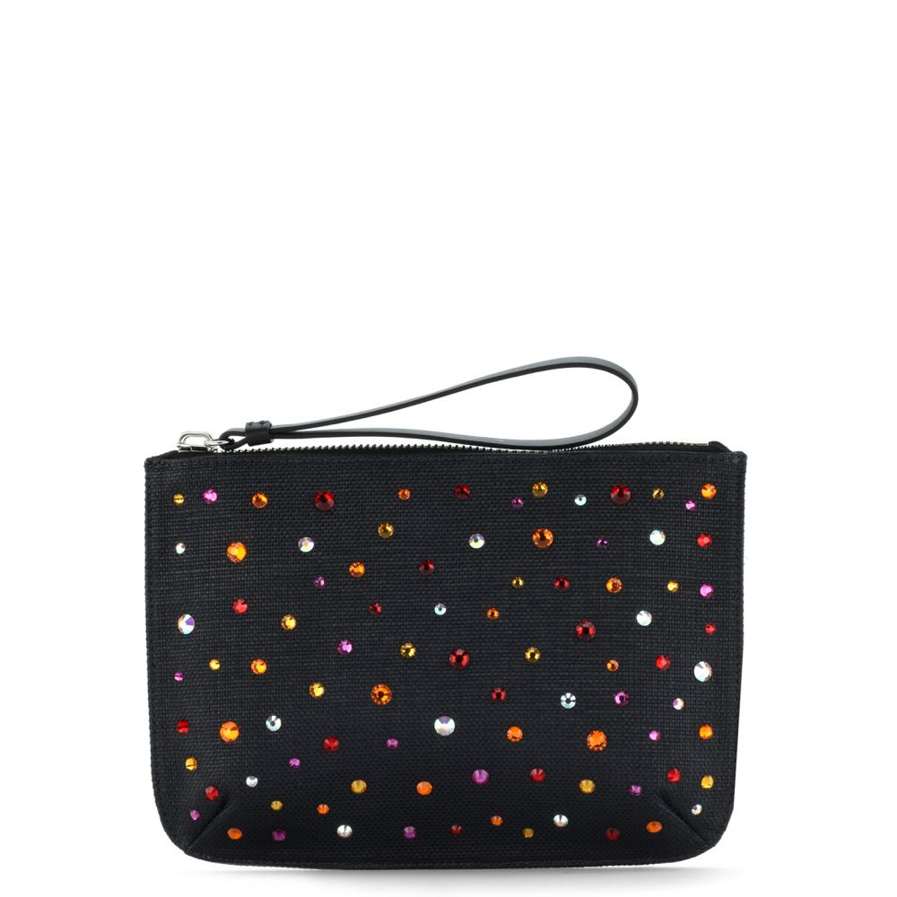 CHAYA - Black - Clutches