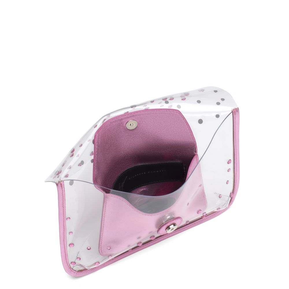 CASSIDY - Pink - Clutches
