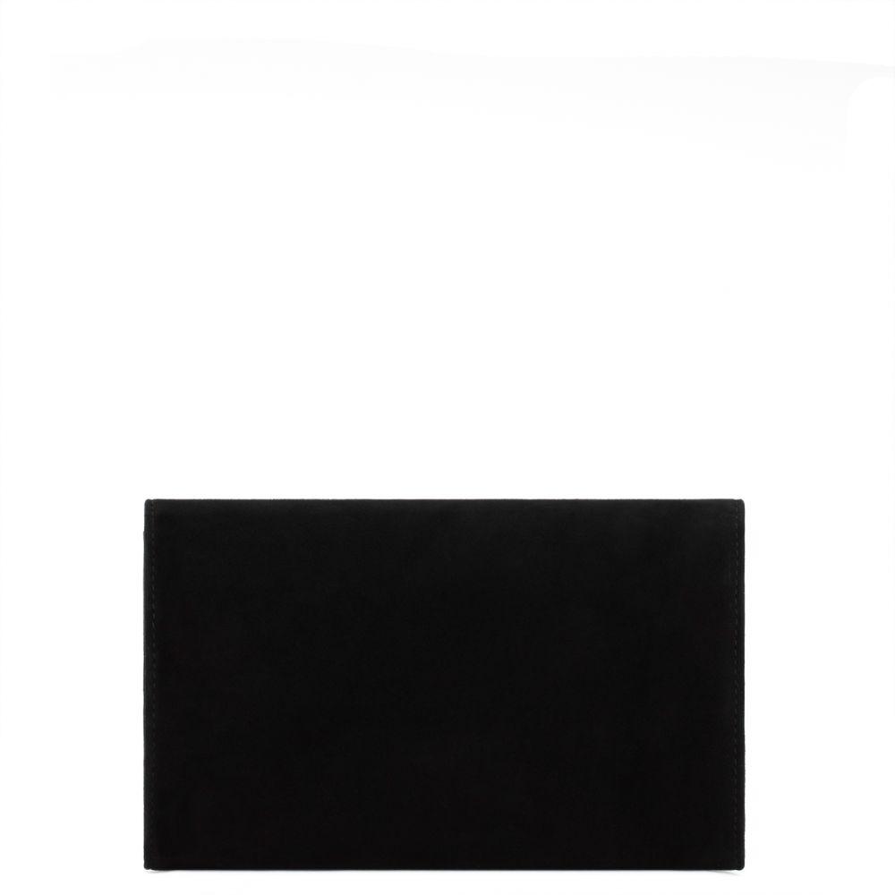 VANESSA - Black - Clutches