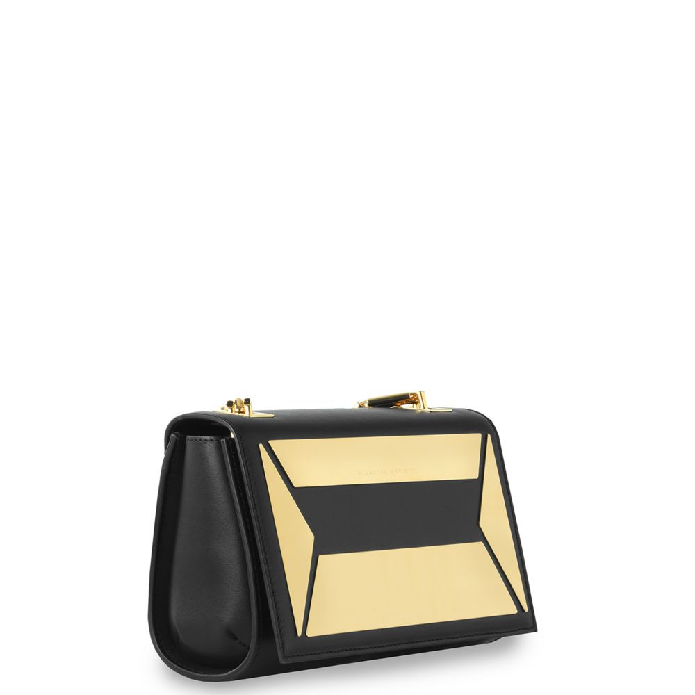 ATHENA - Black - Clutches