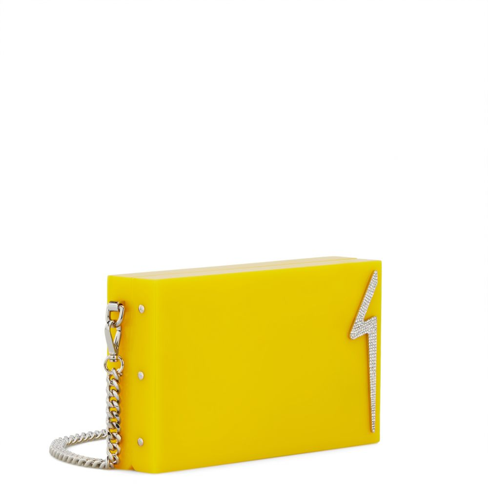 G-LOGO - Yellow - Clutches