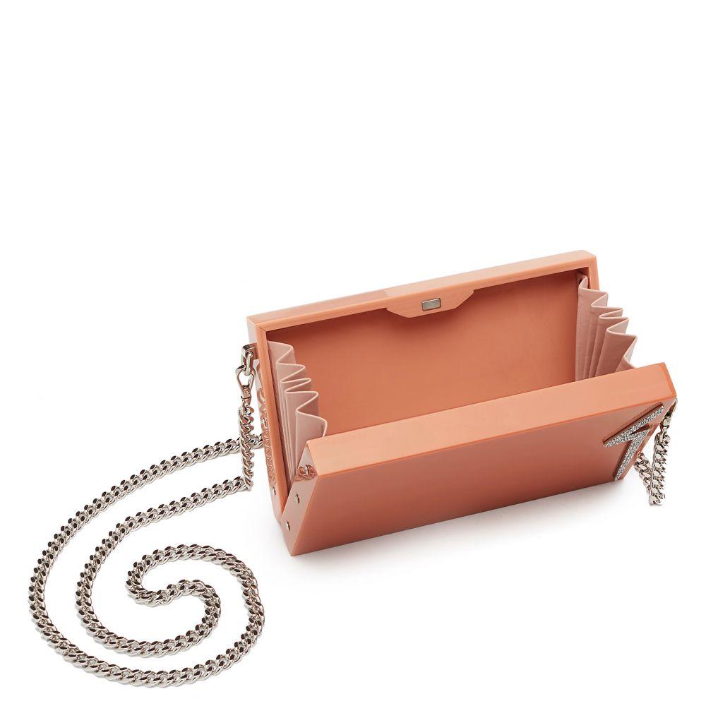 G-LOGO - Pink - Clutches