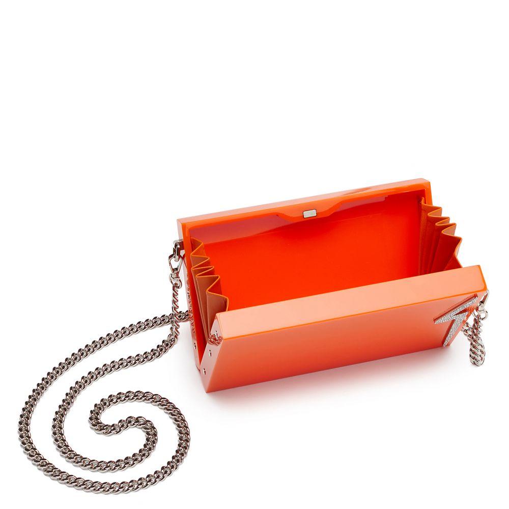 G-LOGO - Orange - Clutches