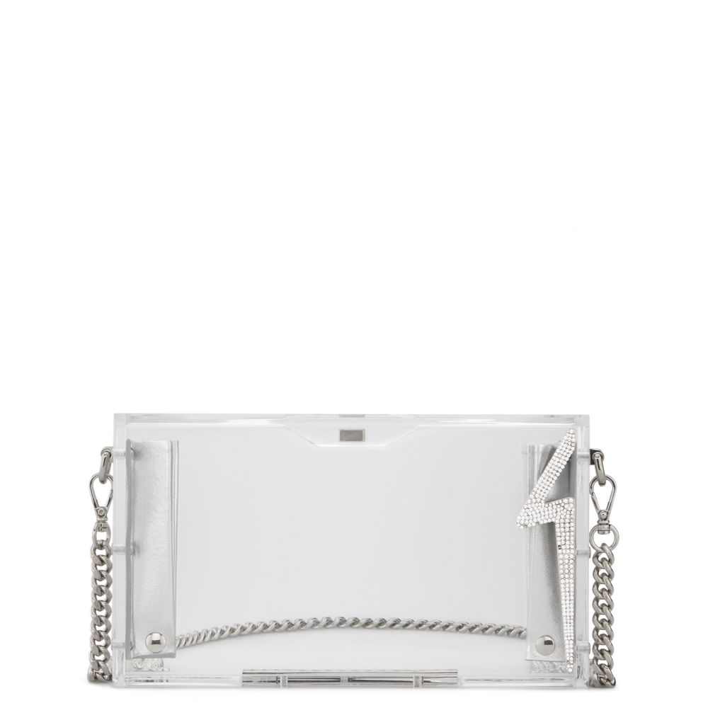 G-LOGO - White - Clutches