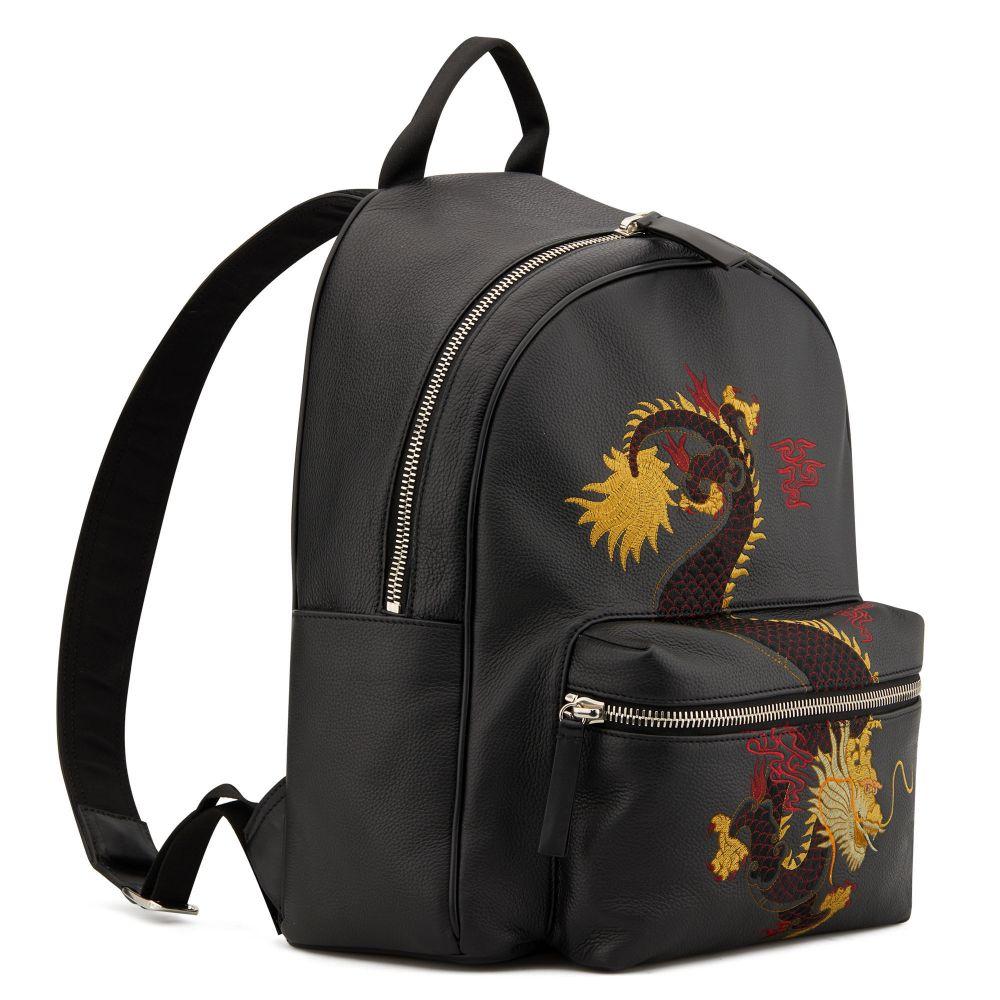 BUD DRAGON - Black - Backpacks