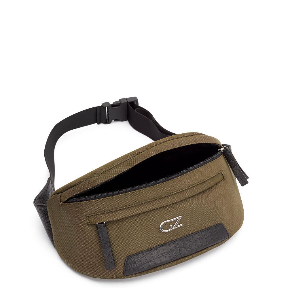 JEFFRY - Green - Backpacks