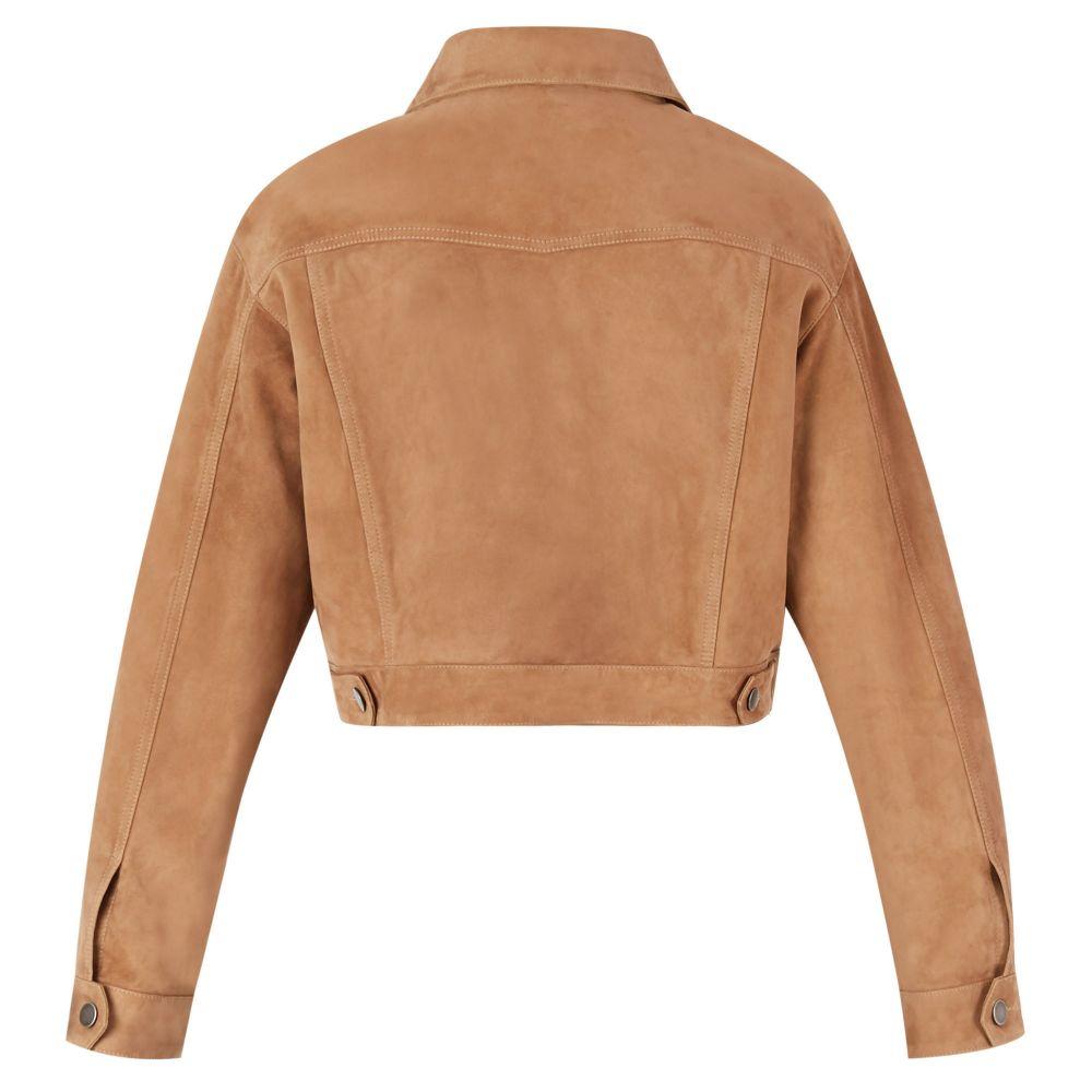 HADDA - Beige - Jackets