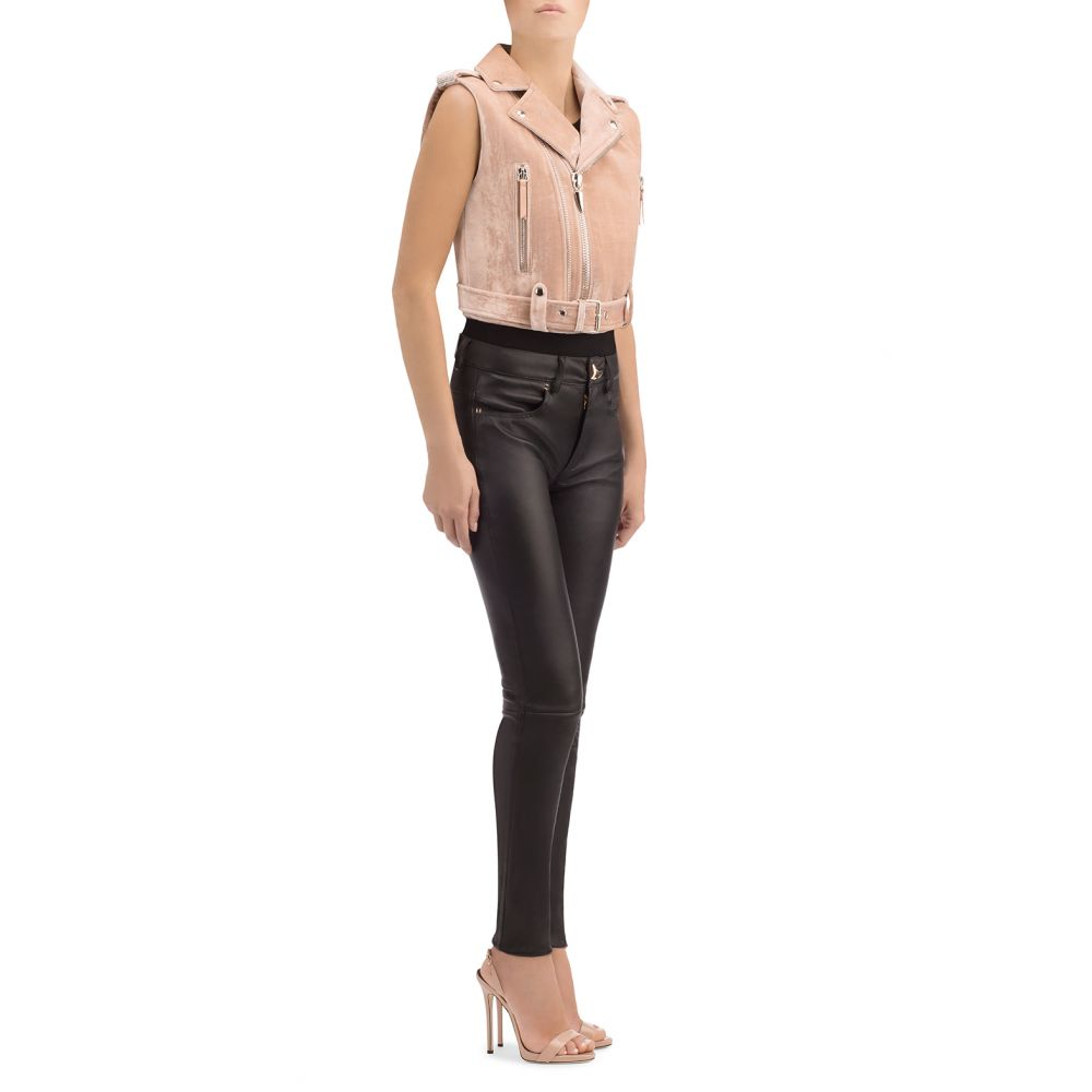 AMELIA CRYSTAL - Pink - Jackets